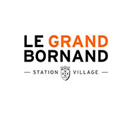 Le grand-bornand station - village